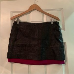 DVF Mini Skirt